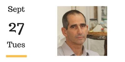 Efraim Lev September 27