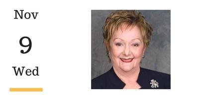 Joyce Mandell Rescuers Nov 9