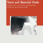 """Congrats to Stuart Miller on publication of """"At the Intersection of Texts and Material Finds"""""""