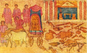 Ark Narrative from Dura Europos