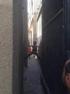 boy in Nablus