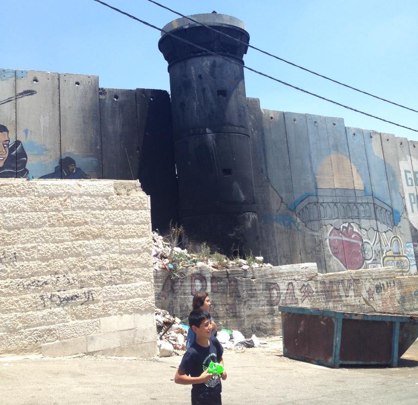 guard-tower Israel