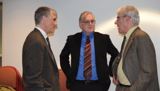 Jeffrey Shoulson, David Ruderman, and Dean Teitelbaum