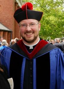 Reverend Thomas Drobena