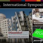 MLA symposium 2016