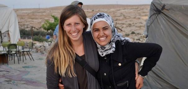 Students at Arava Institute in Israel