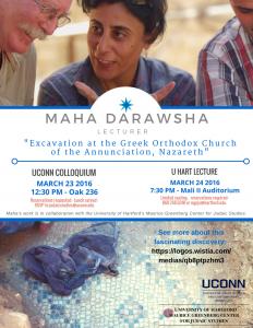 Maha Darawsha Colloquium