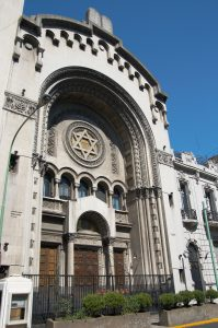 Synagogue of the Israeli Congregation, Buenos Aires
