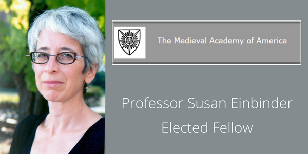 Professor Susan Einbinder Elected Fellow