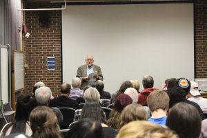 11-8-17 Denial screening Hans Laufer photo credit Ryan Murace The Daily Campus