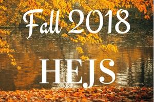 Fall 2018 HEJS