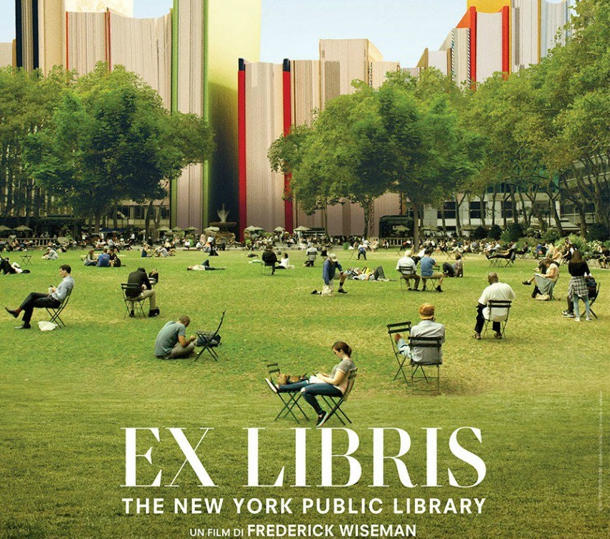 Ex Libris: The New York Public Library
