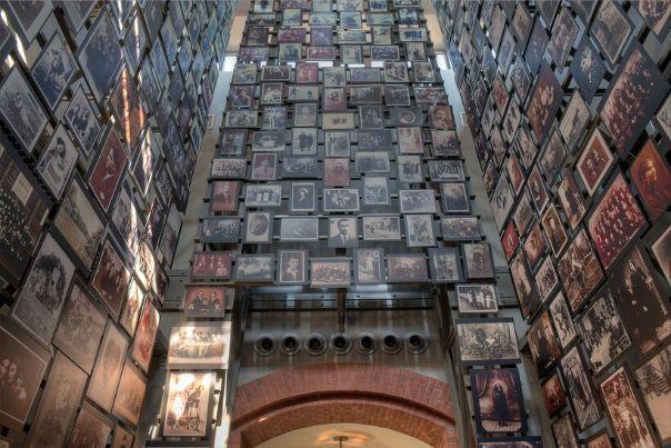 Hall of Names Holocaust Memorial