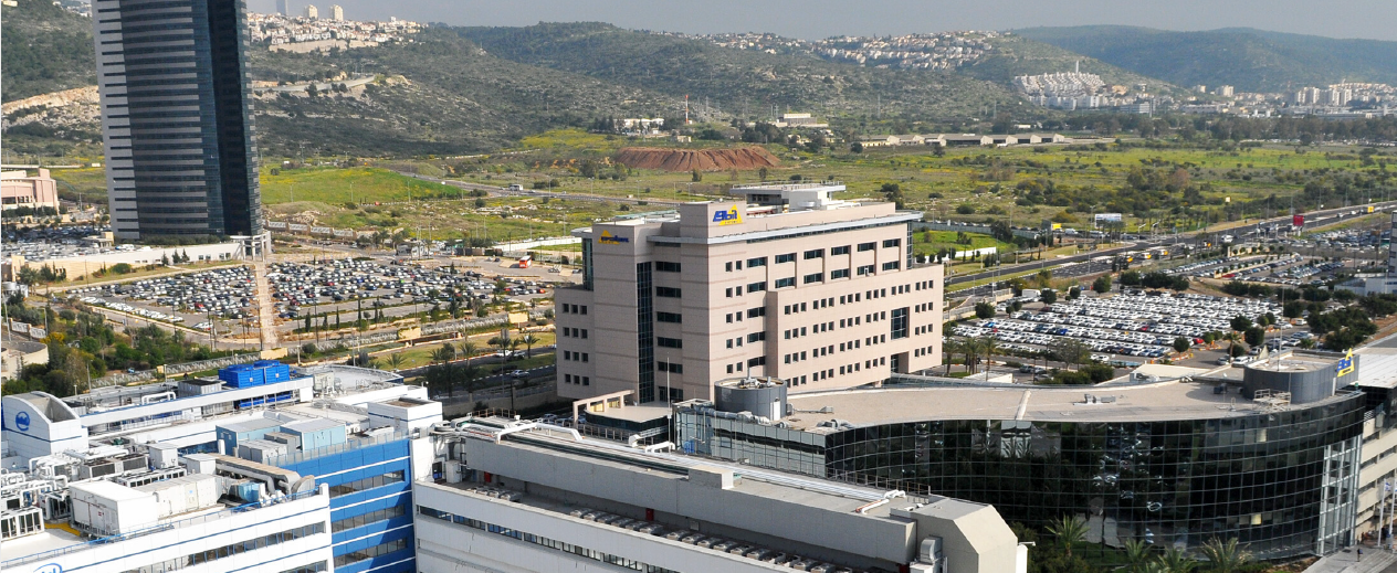 Matam high-tech park Haifa By Zvi Roger Haifa Municipality 2010