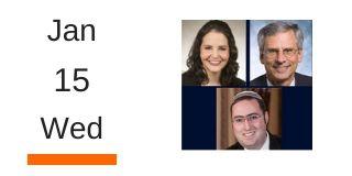 Wed Jan 15 Three Rabbi Panel