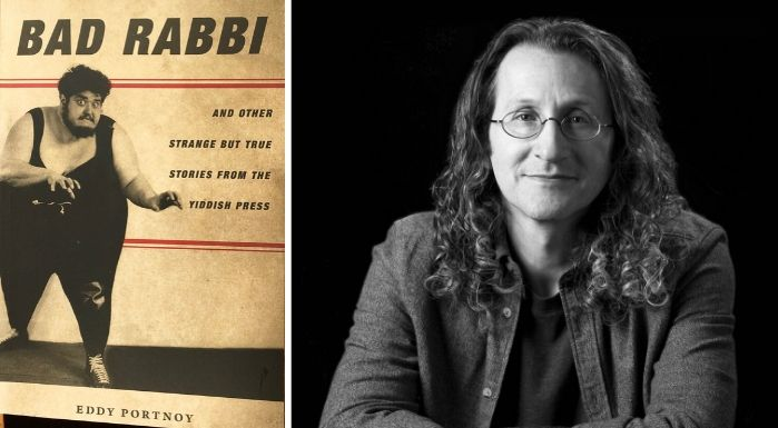 Bad Rabbi by Eddy Portnoy