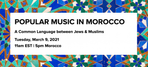 Popular Music Morocco